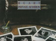 HEART - Private Audition (1982) VINYL NM+ Dutch Import