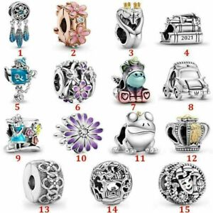 New Genuine Pandora Dangle Charm S925 ALE Sterling Silver With Gift Pouch AU