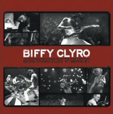 Biffy Clyro : Revolutions//Live from Wembley CD (2011) ***NEW***
