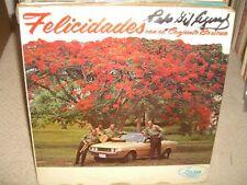 Tito Henriquez y Su Conjunto Boricua - Felicidades - Rare LP in Great Conds L2