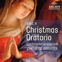 English Baroque Soloists - Bach: Christmas Oratorio [CD]