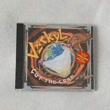 "Autographed Jackyl ""Cut the Crap"" CD"