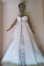 Barbie collector, bride, Barbie is eternal, AA. Platinum label, Convention.NRFB