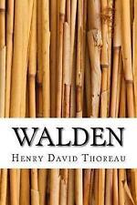 Walden by Thoreau, Henry David 9781544137100 -Paperback
