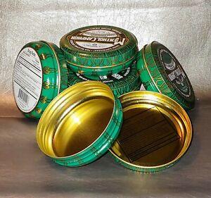 1 (Small) Tin Storage round box Container 3''inch