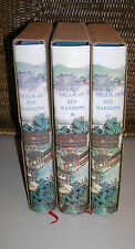 Dreams of Red Mansions Tsao Hsueh-Chin & Kao Ngo 3 Vols First Editions Slipcase