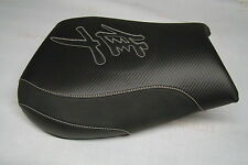 HAYABUSA 1999/00/01/02/03/04/05/06/2007 GSXR1300  FRONT SEAT COVER  BLACK/BLACK