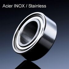 ROULEMENT A BILLES 5X11X4 INOX STAINLESS (4pcs) SMR 115 ZZ BEARING MOULINET REEL