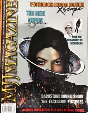 New Michael Jackson MJJ Magazine Issue # 13 Special Edition The New Album