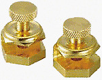 Johnson Level & Tool 405X Contractor Brass Stair / Square Gauges 2-Pack