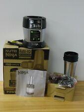 Nutri Ninja  Blender with 1100-Watt Auto-iQ Base, BL488W