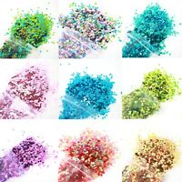 CHUNKY MIXED GLITTER Festival Face Body Nail Eye Tattoo Cosmetic Makeup Hair