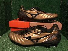 Mizuno Morelia Neo PS Prime Skin Gold Football Cleats Shoes Boots  44,5 10 11