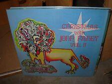 JOHN FAHEY christmas with vol 2 ( folk ) takoma tak 7045 - TOP COPY -