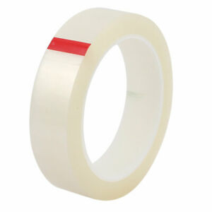 Single-side Adhesive Easy-clean Transparent Marking Tape 2.5cm Wide 66Meter Long