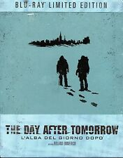 THE DAY AFTER TOMORROW - Limited Edition Blu-Ray Steelbook -