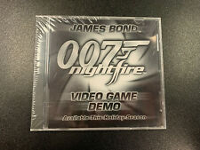 James Bond 007 Nightfire Video Game Demo PC