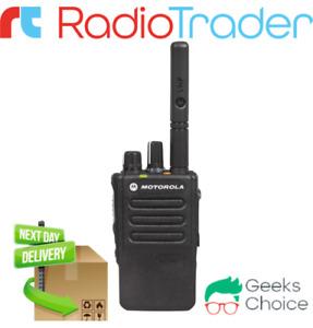 Refurbished Motorola DP3441 VHF Mototrbo Hand Portable