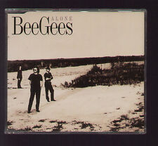 CD SINGLE BEE GEES ALONE FOR PROMOTIONAL USE ONLY NOT FOE SALE 1997 POLYDOR