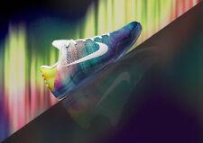 Nike Kobe 11 XI Elite Low Derozan AS iD sz 9 Northern Lights Multi-Color Galaxy