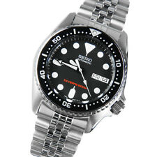 Seiko SKX013 38mm Midsize Automatic Dive Watch on Jubilee Bracelet *New in Box*