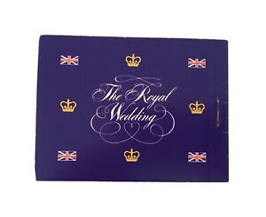 MAD103a) Australia 1981 $4 Royal Wedding (Right Staple) Booklet MUH