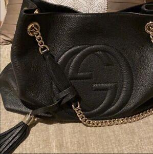 Gucci Soho Medium Shoulder Bag