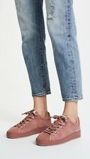 Rag & Bone Women's mauve pink suede RB1 Low sneakers  Size 6.5 US  Eu 36.5 NIB