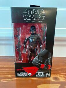 """The Black Series 6"""" Star Wars Jedi Fallen Order - Purge Stormtrooper - MIMB!"""