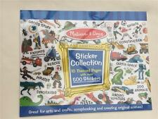 Blue Sticker Collection 4246Melissa & Doug Sticker Book Collection