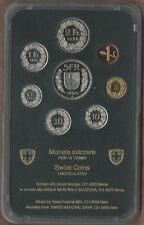 Zwitserland 1995 FDC of BU set. Switzerland Suisse Svizzera Schweiz