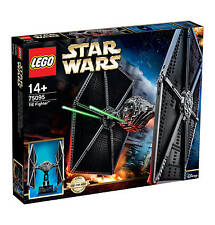 Lego ® Star Wars tie figher ucs 75095 nuevo & OVP sealed se adapta a 10198 10221