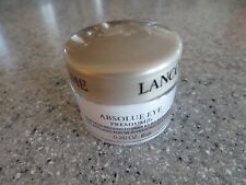 Lancome Absolue Premium Bx Replenishing/Rejuvenating Eye Cream sample, .20 oz