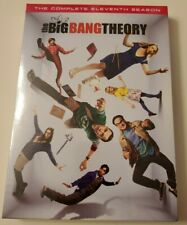The Big Bang Theory: The Complete Eleventh Season (DVD Disc, 2018) NEW