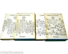 VERSI D'AMORE E DI GLORIA 2 volumi D'Annunzio Mondadori Classici 1968