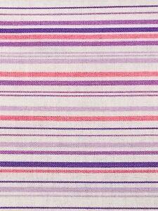Purple Stripes Moda Fat Quarter Apron Strings by Chloe's Closet Cotton Fabric