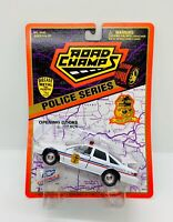Road Champs 1:43 Scale 1996 Chevy Caprice COLUMBUS OH POLICE