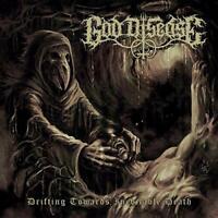 GOD DISEASE - DRIFTING TOWARDS INEVITABLE DEATH [CD]