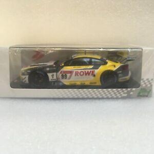 SG680 SPARK 1/43 BMW 6-SERIES M6 GT3 TEAM ROWE RACING WINNER 24h NURBURGRING2020