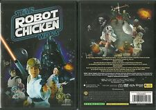 RARE / DVD - STAR WARS 1 I : ROBOT CHICKEN ( PARODIE ) / COMME NEUF -  LIKE NEW