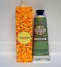 L'OCCITANE AMANDE ALMOND HAND CREAM TRAVEL SIZE 1 OZ SEE PICTURE
