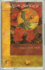 "COWBOY JUNKIES "" BLACK EYED MAN "" MUSICASSETTA SIGILLATA - MC - K7"
