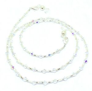 Crystal Glasses chain Beaded Lanyard Cord Chain Strap Spectacles Sunglasses