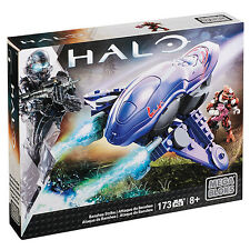 Mega Bloks Halo Banshee Strike Building Toy Set