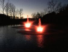 WaterSmith 108 Watt Ultra-Bright LED Light Kit For Floating Pond Fountain