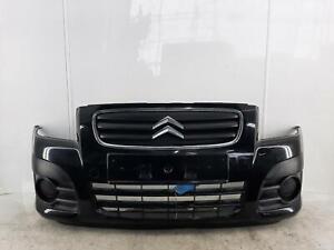 2008 Mk1 CITROEN C2 3 Door Hatchback Black Front Bumper