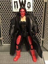 WCW Sting Wrestling Figure Toy Biz WWE WWF Classic NWO Superstars Stinger Splash