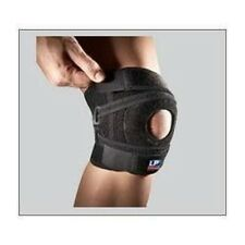 Knee Support + Posterior Strap knee patella compression support brace wrap LP533