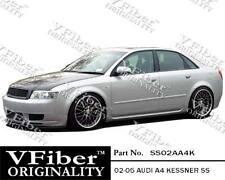 2002-2005 Audi A4 4dr VFiber Body Kit Kessner Side Skirt
