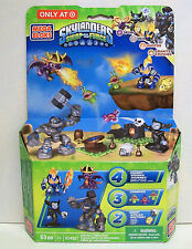 Mega Bloks SKYLANDERS SWAP FORCE Collector's Edition Pack No. 95482 - 63 Pieces